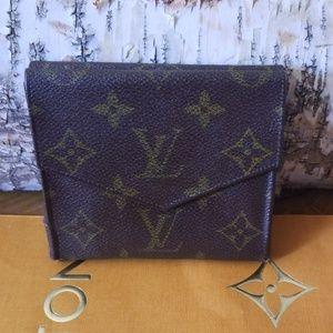 Authentic Louis Vuitton vintage wallet
